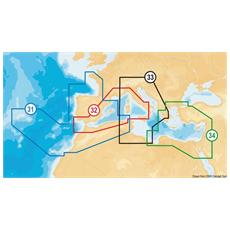 Cartografia Navionics XL3-Platinum+SD