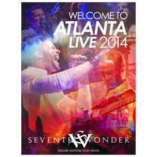 Seventh Wonder - Welcome To Atlanta Live 2014 (4 Dvd)