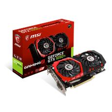 MSI - GeForce GTX 1050 Ti 4 GB GDDR5 Pci-E DVI Dual Link...