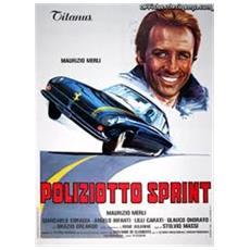 Dvd Poliziotto Sprint