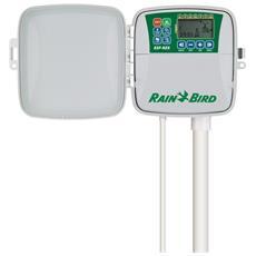 Rzx8 - Programmatore Per Irrigazione A 8 Stazioni Per Esterno