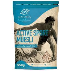 Bio Active Sport Muesli 350 G - Nutrisslim - Benessere, Cucina Sana-