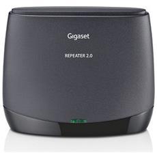 Repeater, Senza fili, -10 - 50 °C, 1.88 - 1.9, 127 x 31 x 119 mm, 230V AC, 50Hz, 50m