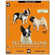 Molossi (i piccoli) . DVD