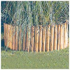 Rollborder per aiuole in legno lunghezza 250 cm