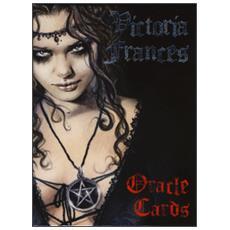 Victoria Frances. Oracle cards. Con 36 carte. Ediz. multilingue