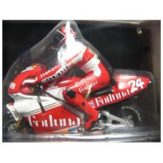 M026 Honda Nsr V4 Team Pons 96 C. checa Modellino