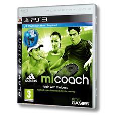 PS3 - Adidas Mi-Coach (Software per Playstation Move)