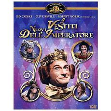 Dvd Vestiti Nuovi Dell'imperatore (i)