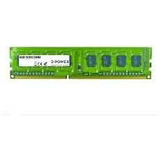 Memoria Dimm 8 GB (1 x 8GB) DDR3 1066 / 1333 / 1600 MHz CL11 Colore Verde