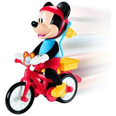Silly Cycling Mickey