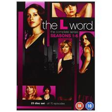 L Word. The - The Complete Seasons 1-6 (10 Dvd) [ Edizione: Regno Unito]
