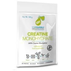 100% Creatine Monohydrate 500 G Neutro