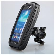 Supporto Universale Waterproof Per Cellulari Smartphone A 360 Gradi Attacco Per Bici Resistente All'acqua