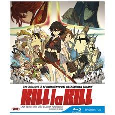 Kill La Kill - Limited Edition (Eps 01-25) (4 Blu-Ray) - Disponibile dal 30/05/2018