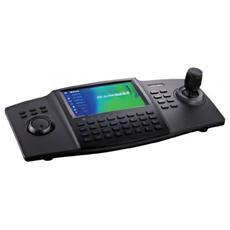 DS-1100KI, RS-485, Ufficio, Con cavo e senza cavo, DC, -10 - 55 °C, Nero