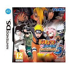 NDS - Naruto Shippuden Ninja Council 3 European Version
