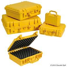 Box Mafrast Stagno 430 x 380 x 154 mm Colore Giallo