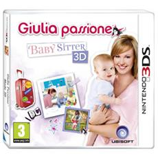 N3DS - Giulia Passione Baby Sitter 3D