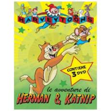 Dvd Avventure Di Herman & Katnip (le)