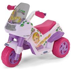 Moto Cavalcabile Raider Princess