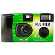 Fotocamera Usa e Getta QuickSnap Flash integrato