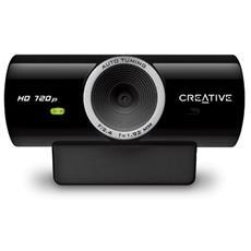 Live! Cam Sync HD, 3 MP, 1280 x 720 Pixels, 30 fps, USB 2.0, Nero, 1,5m