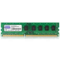 Modulo Memoria GOODRAM - 4 GB - DDR3 SDRAM - 1600 MHz DDR3-1600 / PC3-12800 - 1,35 V - CL11 - DIMM