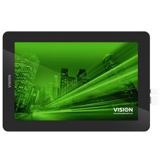 "Tablet Vision VFS2 Nero 10.1"" Memoria 64 GB Wi-Fi Android -"