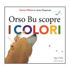 Orso Bu scopre i colori