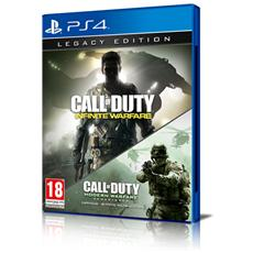 PS4 - Call of Duty Infinite Warfare Legacy Edition