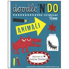 Animali. Doodle'n'do. The original