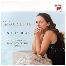 Nuria Rial - Vocalise