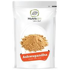 Bio Ashwagandha Powder 125 G - Nutrisslim - Vitalità-