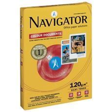 Risma carta Colour Documents Navigator - A4 - 120 g / mq - 128 µm