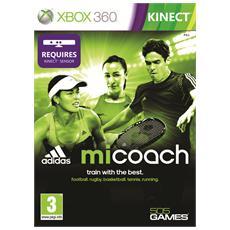X360 - Adidas Mi-Coach (Software per Kinect)