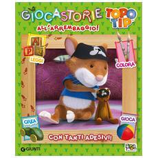 Cristina Panzeri - Giocastorie Topo Tip