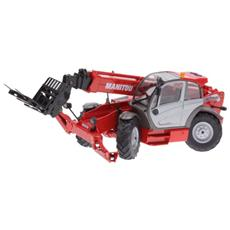 Jl0226 Manitou P 210 With Forks 1:25 Modellino
