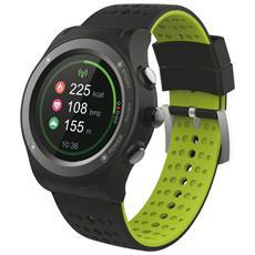 Smartwatch V100 orologio GPS impermeabile Cardio e Contapassi Bluetooth per iOS e Android - Italia