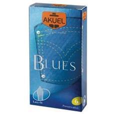 Akuel By Manix Blues B 6 Pezzi Perfetti Van Melle Italia