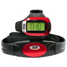 PHRM24 Cardiofrequenzimetro Running 3D - Rosso