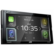 "Sintolettore KW-M730BT Lettore CD / DVD Display 6,8"" Bluetooth AUX-In"