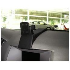 Navigation Console for Opel Astra from year of manufacture 03/04 Nero
