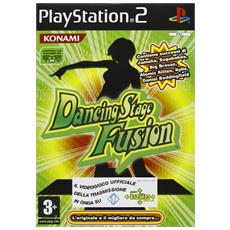 PS2 - Dancing Stage Fusion