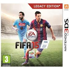 N3DS - Fifa 15