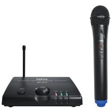 SET 6170 Radiomicrofono palmare VHF - Frequenze assortite