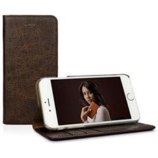 Cuoio Wallet iPhone 6s Plus, Vintage Mamut