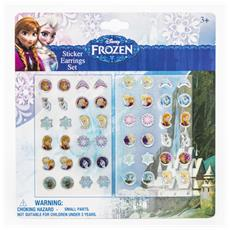 Frozen - Orecchini Sticker 24 Paia
