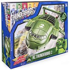 Thunderbirds 2, AA, USB, Scatola finestra