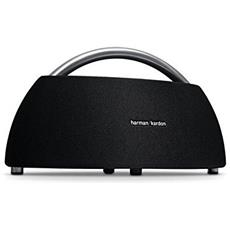 Harman / Kardon Go + Play Wireless, 3,5 mm, iPad mini, iPhone 5, iPod Nano 7, iPod Touch 5, AC, Status, Alcalino, 40 - 20000 Hz